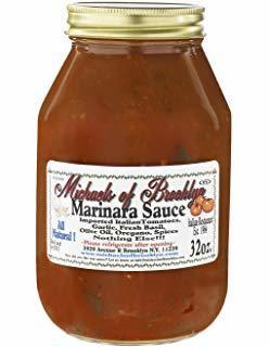 Michael's of Brooklyn Marinara Sauce - 32 oz.