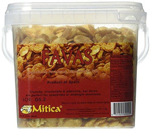 Mitica Fried Fava Beans, 24.7 oz (700 g)