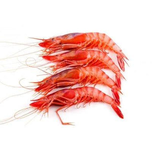 Mmmediterranean Alistado Red Shrimp Box, 4.4 lbs