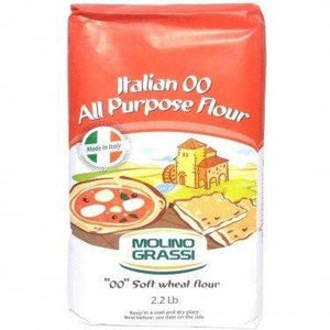 Molino Grassi Italian 00 All Purpose Flour - 2.2 lbs