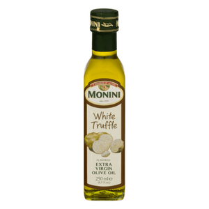 Monini White Truffle Extra Virgin Olive Oil, 8.5 oz Oil & Vinegar Monini