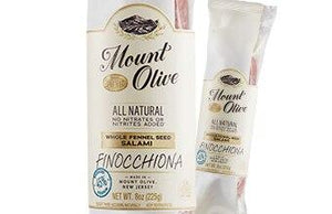 Mount Olive Finocchiona Reduced Sodium Natural - 8 oz
