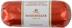 Niederegger Chocolate Covered Marzipan Loaf, 4.4 oz (Pack of 5)