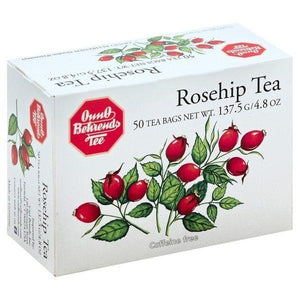 Onno Behrends Rosehip Tea, 4.8 oz