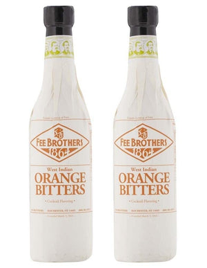 (Pack of 2) Fee Brothers West Indian Orange Bitters - 12.8 oz