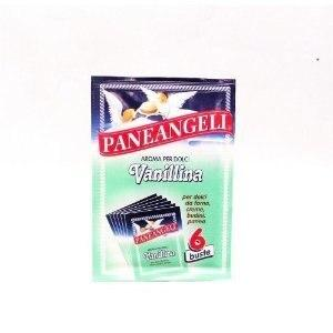 Paneangeli Vanillina - 10 Packets (3 grams Each)