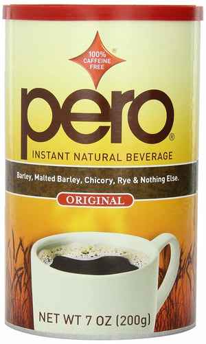 Pero Instant Natural Beverage, 7 oz