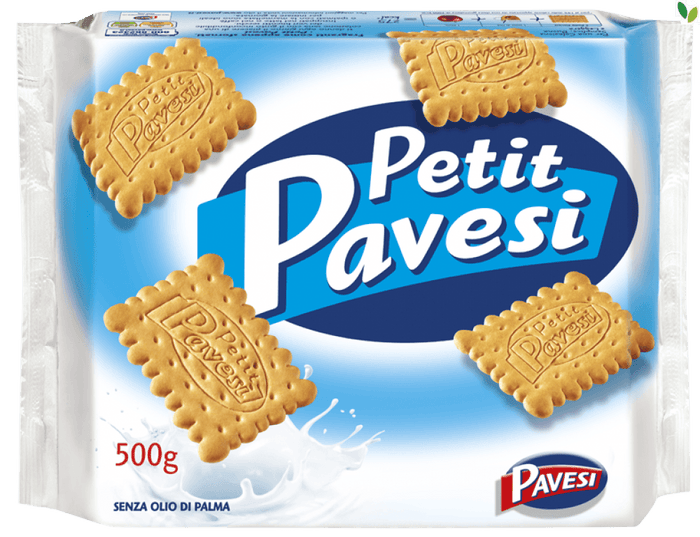 Petit Pavesi Biscuits, 17.6 oz