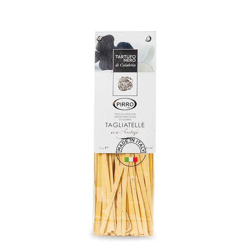 Pirro Tagliatelle with Black Calabria Truffle, 250 grams