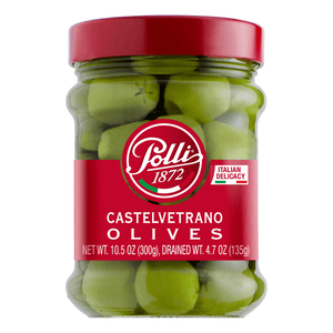 Sicilian Castelvetrano Green Olives