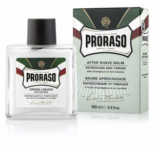 Proraso After Shave Balm, Refreshing and Toning - 100 ml