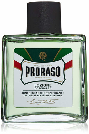 Proraso After Shave Lotion, Refreshing and Toning - 100 ml