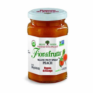 Rigoni di Asiago Peach Fruit Spread - 8.8 oz