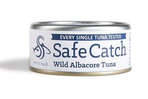 Safe Catch Wild Albacore Tuna - Pack of 6