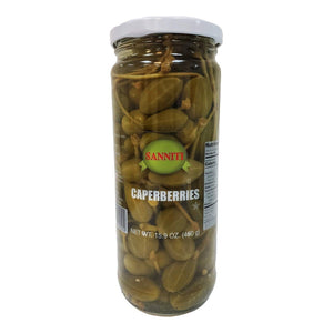 Sanniti Caperberries - 450g