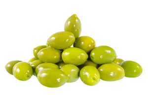 Sanniti Castelvetrano Olives Bucket, 8.8 oz (250 g) Olives & Capers Sanniti