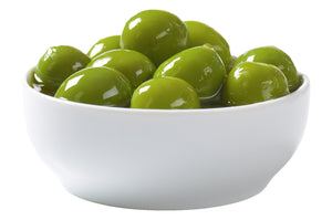 Sanniti Cerignola Olives Bucket, 8.8 oz (250 g) Olives & Capers Sanniti