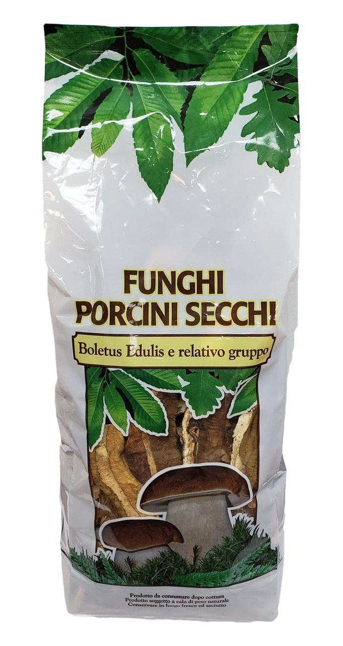 Sanniti Dry Porcini Mushrooms, 1 lb