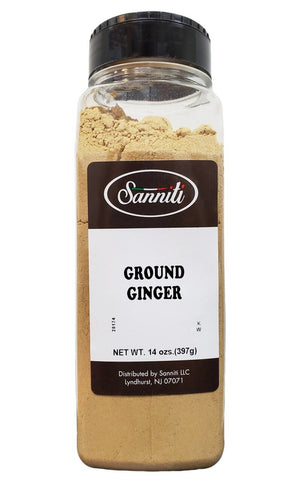 Sanniti Ground Ginger, 14 oz
