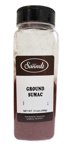 Sanniti Ground Sumac Spice, 12 oz