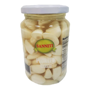 Sanniti Pickled Garlic, 13.1 oz