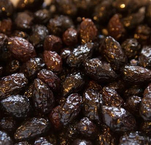 Sanniti Sal Secco Salt Dried Olives - 1 lb Bucket Olives & Capers Sanniti