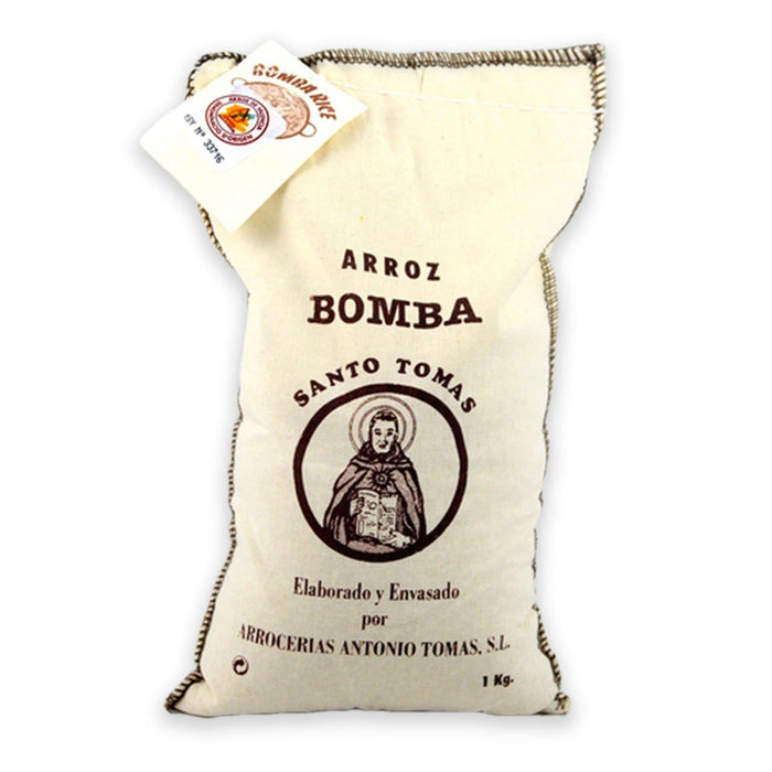 Santo Tomas Bomba Rice - 10 Pack (2.2 lbs each)