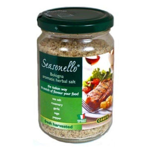 Seasonello Aromatic Sea Salt - 10.5 oz (300 grams)