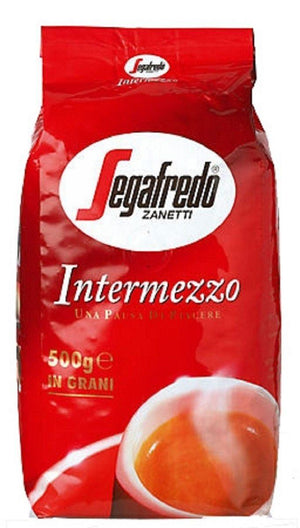 Segafredo Intermezzo Whole Bean Coffee - 1.1 lbs