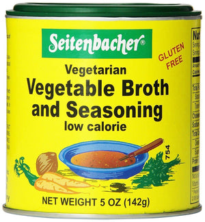 Seitenbacher Vegetable Broth and Seasoning - 5 oz