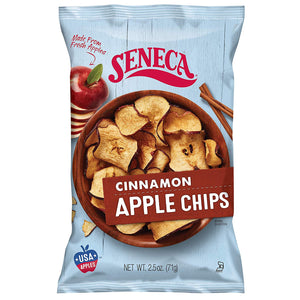 Cinnamon apple chips from Yakima Valley.