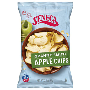 Granny Smith apple chips from Yakima Valley.