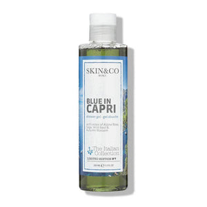 Skin & Co Roma Blue in Capri Shower Gel - 7.7 oz