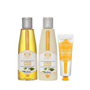 Skin & Co Roma Citrus Amaro Wonderful Set