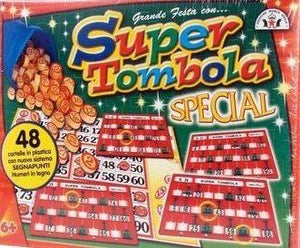 Super Tombola Special - 48 Cards
