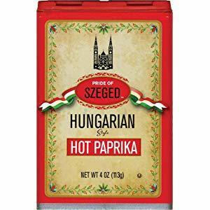 Szeged Hungarian Hot Paprika