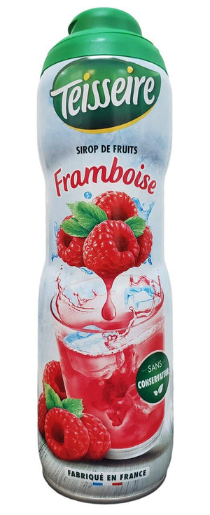 Teisseire French Raspberry Syrup, 20 oz