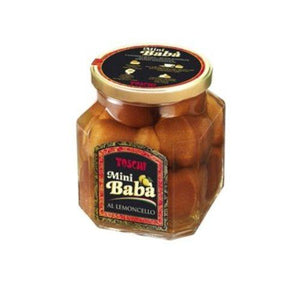 Toschi Baba in Lemoncello Jar, 14.11 oz
