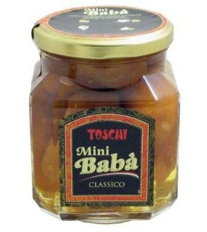 Toschi Baba in Rum Jars, 14.11 oz