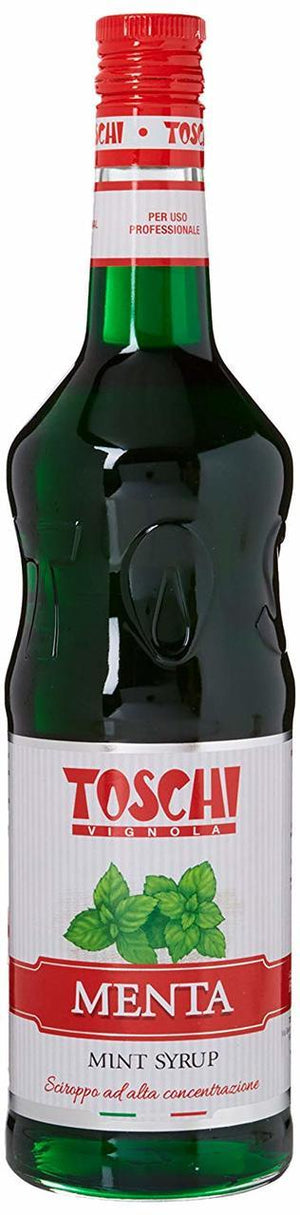 Toschi Mint Syrup, 33.8 oz