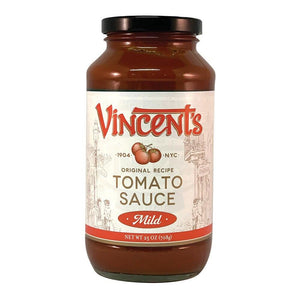 Vincent's Original Sauce Mild, 25 oz