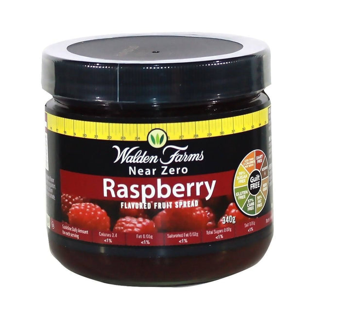 Walden Farms Raspberry Fruit Spread - 12 ounce