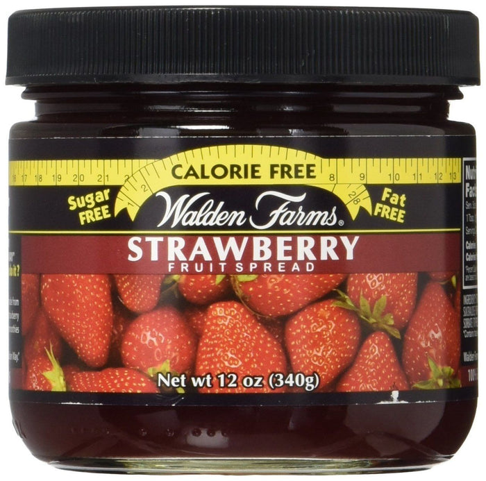 Walden Farms Strawberry Fruit Spread - 12 ounce