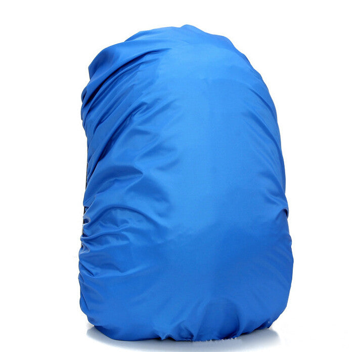 1 Pc Waterproof Travel Camping Hiking Backpack Trolley Luggage Bag Dust Rain Cover 6 Colors H3059 - Shopy Max