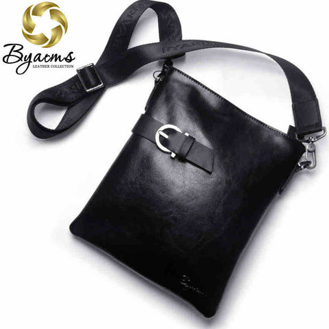 100% Guarantee Genuine Leather Bag, High quality Natural Cowskin Men Messenger Bags, Vintage Shoulder  Crossbody  Bag  #1050