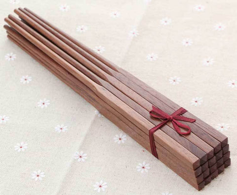 japanese style Wooden Chopsticks, Luxury Chopsticks,Tableware, Cooking tools,Creative  chopsticks