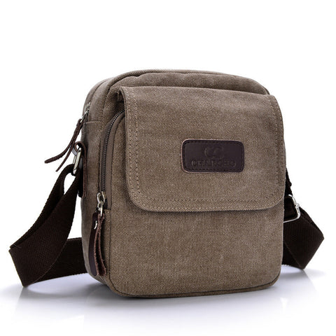 995ba307eff1 2015 Classic Hiking Canvas Men Messenger Bags Multifunctional Outdoor  Travel Sports Shoulder Messenger Bags Small Bags