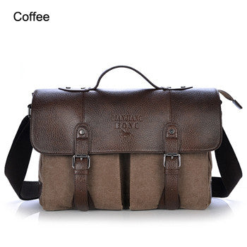 034afdc47 Bolsas Men s Travel Bags Vintage Crossbody Bags For Men office bag Fashion