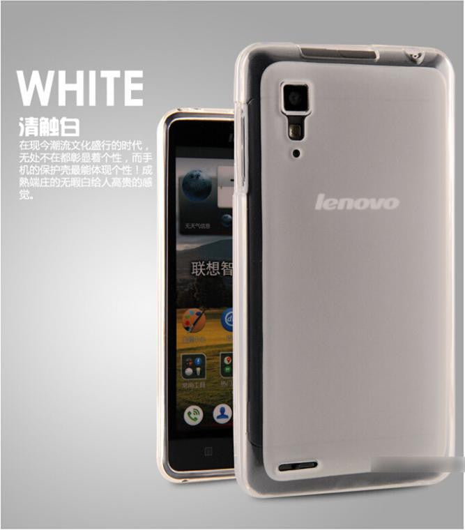 sneakers for cheap c495b abc45 For lenovo P780 cell phones case luxury silicone TPU Soft Gel rubber Cover  Case Back Skin shell Capa Para for lenovo P780