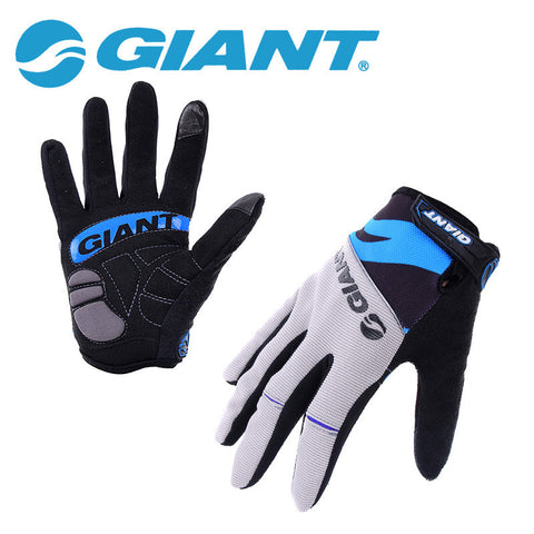 2015 New Bicycle Full Finger Glove Summer Style Cycling Man Bike Road/Mountain Four Colours Cotton&Lycra Guantes